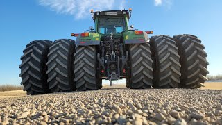 Fendt 1050 gets triples!