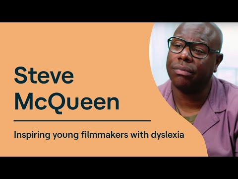 Steve McQueen Mentors Two Aspiring Filmmakers With Dyslexia