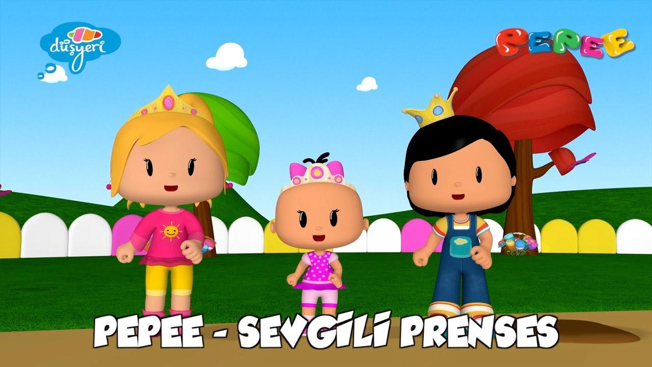 Pepee - Sevgili Prenses - Düşyeri