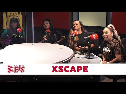 Xscape Promotes So So Def Tour + Gives Us A Quick History Lesson On How The Group First Got Signed
