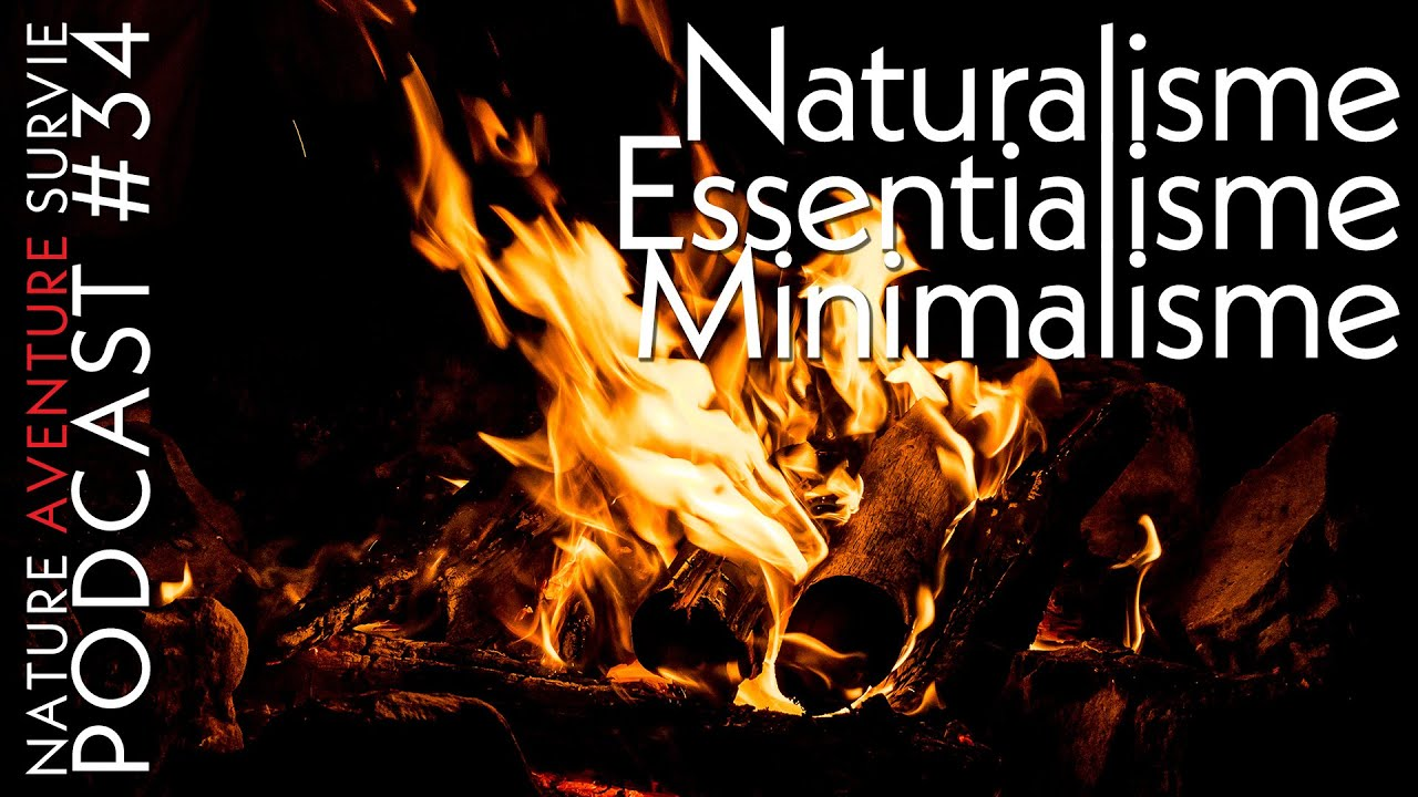 Naturalisme, essentialisme, minimalisme - PODCAST #34
