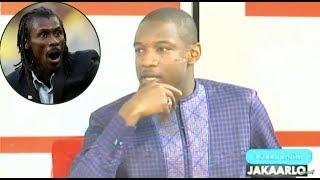 Jakaarlo - Pape Djibril Fall sur la CAN: