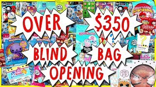 За 350 $сліпий сумка відкриття   ЛОЛ Сюрприз і ще сюрприз іграшки компіляції | вірний іграшковий канал