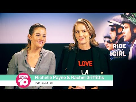 'Ride Like A Girl': Rachel Griffiths Brings Michelle Payne's Story To The Big Screen   Studio 10
