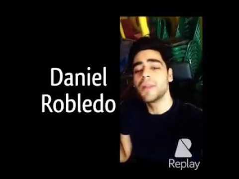 Mañana voy a conquistarla COVER por DANIEL ROBLEDO