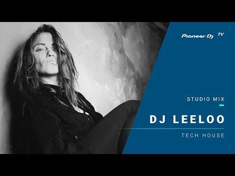 Dj LeeLoo /tech house/ @ Pioneer DJ TV | Moscow