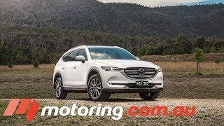2018 Mazda CX-8 Review   motoring.com.au