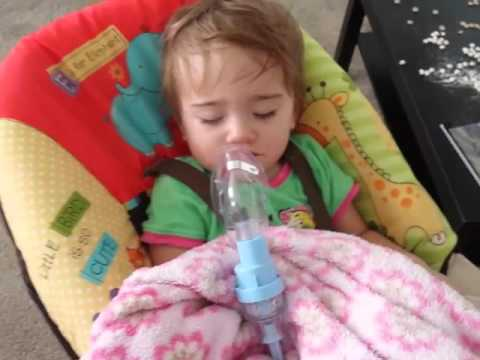 NEBULIZER FOR BRONCHIOLITIS IN TODDLER