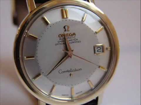 Spot A Fake Omega Constellation