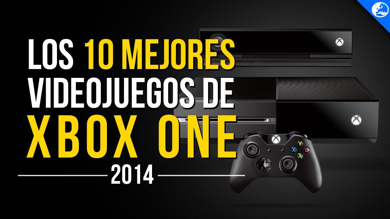 Los 10 Mejores Juegos De Xbox One 2014 Youtube