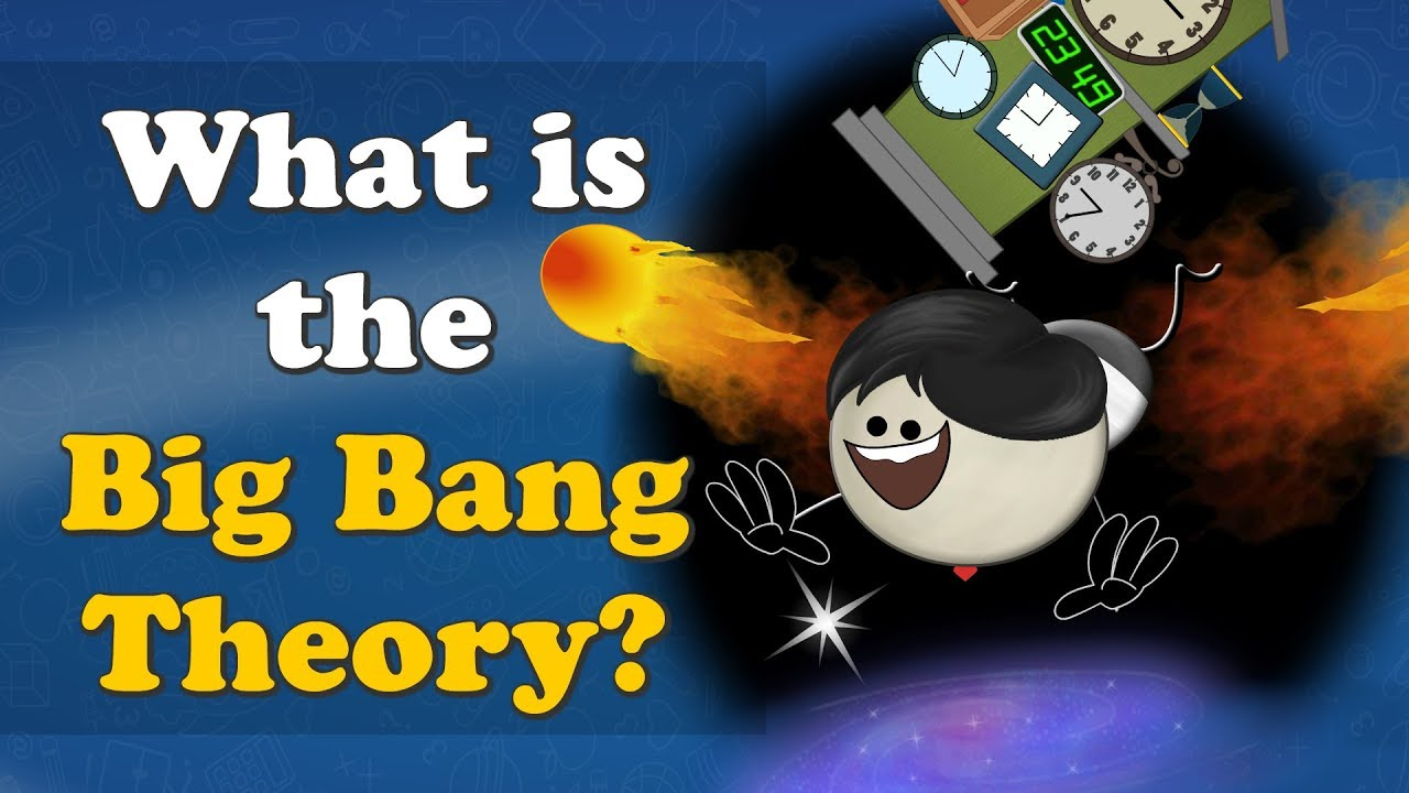 What is the Big Bang Theory?   #aumsum #kids #science #education #children  - YouTube [ 720 x 1280 Pixel ]