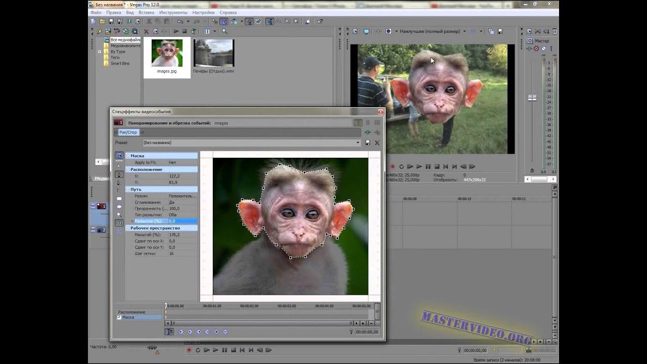 Программу вставить свое лицо в видеоролик