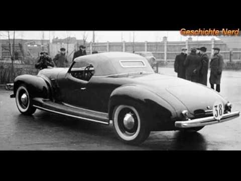 ЗиС 101А Спорт '1939 - YouTube