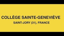 Happy from Saint-Jory (Collège sainte-Geneviève)