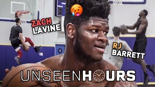 """I Have That MAMBA Mentality."" Unseen Hours With RJ Barrett, Mo Bamba, Zach LaVine & More 😱"