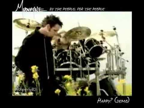 mudvayne happy video