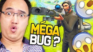 THIS BUG A SAUVÉ MY ENNEMI ON FORTNITE BATTLE ROYALE!