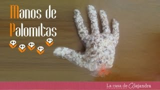 Manos De Palomitas - Diy Popcorn Hands