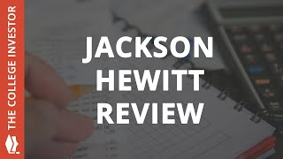 Jackson Hewitt Online Review 2019-2020 | Nothing Special