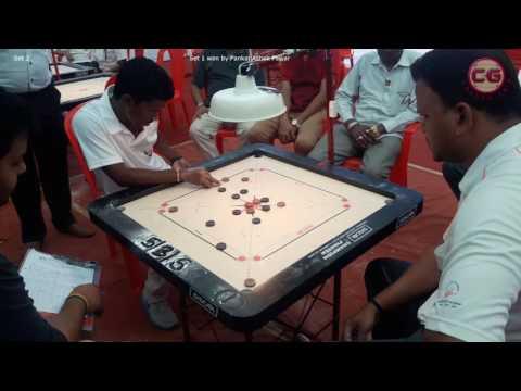 Quarter Final Set 2 Mangesh N Pandit vs Pankaj A Pawar ,Shivaji Park Gymkhana Carrom 13 Feb, 2017