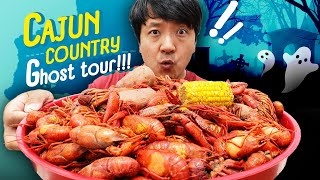 ULTIMATE Cajun/Creole FOOD TOUR of New Orleans | CAJUN COUNTRY Food Review