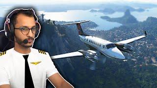 محاكي الطيران | الطيار اوبلز يرحب بكم Flight Simulator screenshot 4
