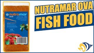 Nutramar Ova Fish Food: What YOU Need to Know
