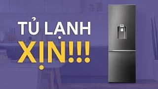 Tủ lạnh ngăn đông dưới của Samsung có gì hay?!!