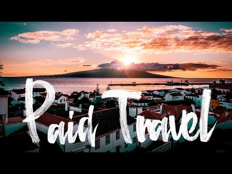How to get PAID to make TRAVEL content!