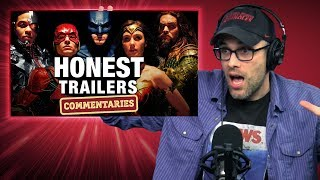 Honest Trailer Commentaries - Justice League thumbnail