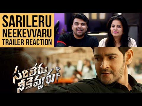 Sarileru Neekevvaru Trailer   Reaction in Hindi   Mahesh Babu   Rashmika M   Telugu   Look4Ashi