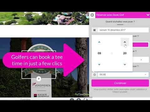 Book.Golf - Booking & Cash Register Software (EN)