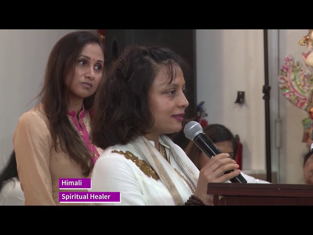 Himali Spiritual Center Organizes Guru Purnima Celebrations - Asamai Hindu Temple - New York
