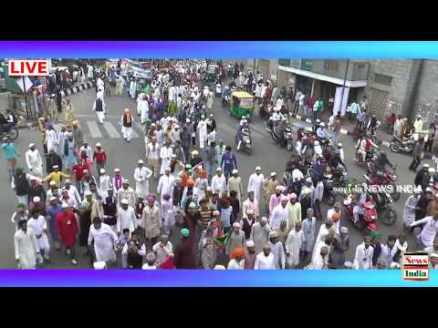 Celebration Of Eid Milad 2017 in Bangalore