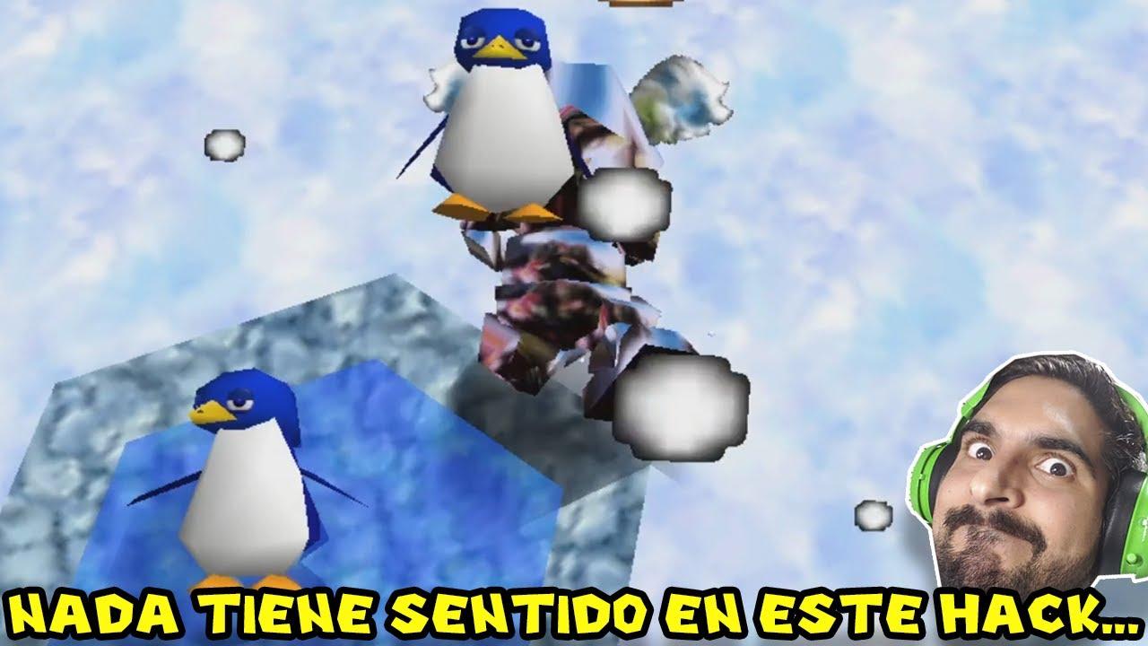 NADA TIENE SENTIDO EN ESTE HACK... - Super Mario 64 Chaos 3.0 con Pepe el Mago (#3)