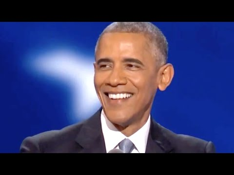President Barack Obama's Full 2016 Democratic National Conve