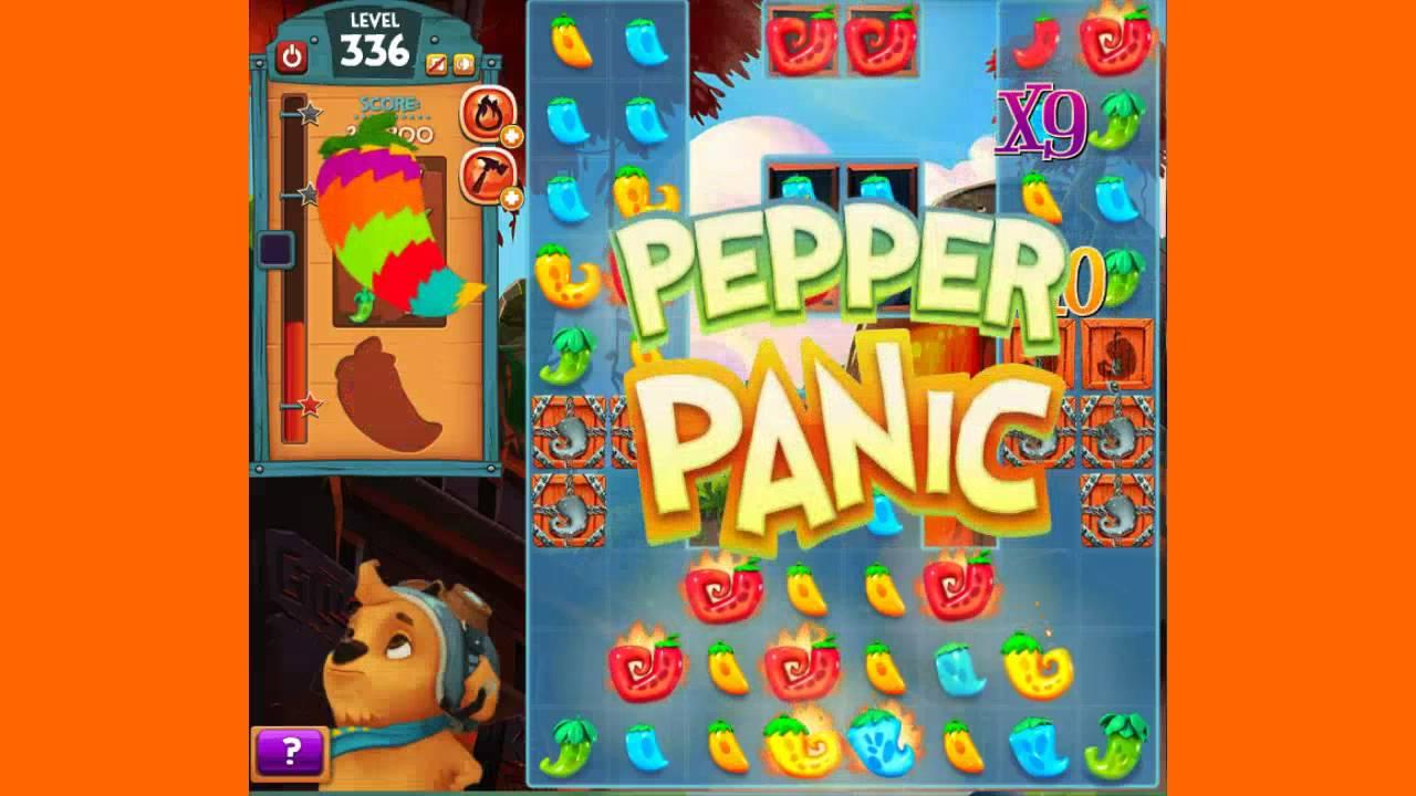 Pepper Panik
