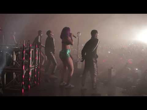 Babes Wodumo   Live Performance at Fact Durban Rocks  #FDR #VDJ2018