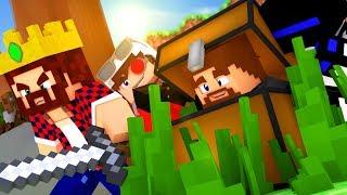 СПРЯТАЛСЯ В КОРОНЕ АИДА, ПРЯТКИ С ЮТУБЕРАМИ В МАЙНКРАФТЕ - Minecraft