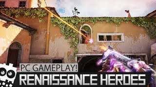 PC Gameplay! - Renaissance Heroes - (Free 2 Play)