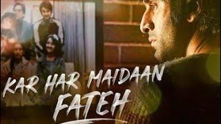 Sanju Kar Har Maidan Fateh Whatsapp Status 👍 Ek Esa Song Jooo Waat Laga De 💪 Motivational Song