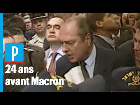 Emmanuel Macron à