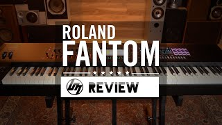 Roland Fantom Synth Workstation Review | Better Music