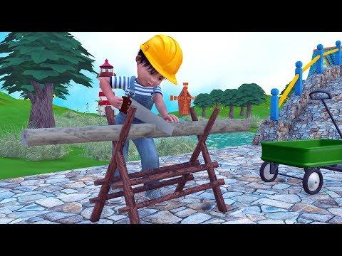 Podul De Piatra S-a Daramat - Cantece De Copii Cu Hai Hui Si trupa Lui