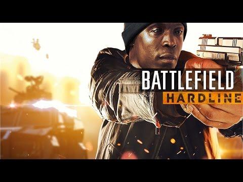 Battlefield Hardline Main Theme / BFH メインテーマ曲