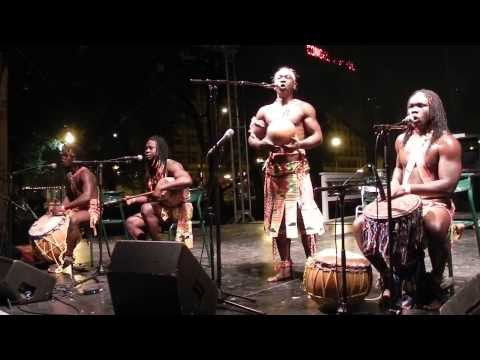 World Music Festival Chicago featuring African Showboyz at SummerDance