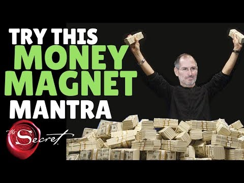 THE MOST POWERFUL MONEY MANTRA EVER For Prosperity Consciousness | Law of Attraction (BECOME RICH)