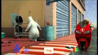 Ursul Bernard - Motociclism