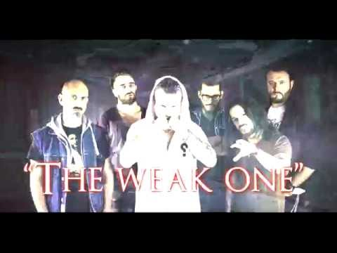 FIGURE OF SIX - The Weak One (OFFICIAL LYRIC VIDEO)
