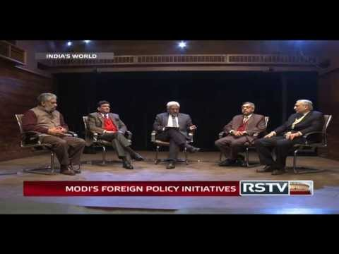 India's World - Narendra Modi's Foreign Policy initiatives